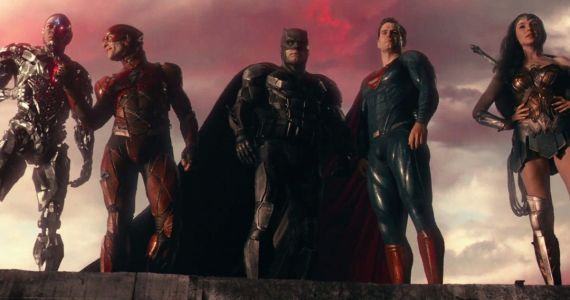 JUSTICE LEAGUE: Zack Snyder Is Working On A Trailer For The Movie.And It May Be Coming Soon!