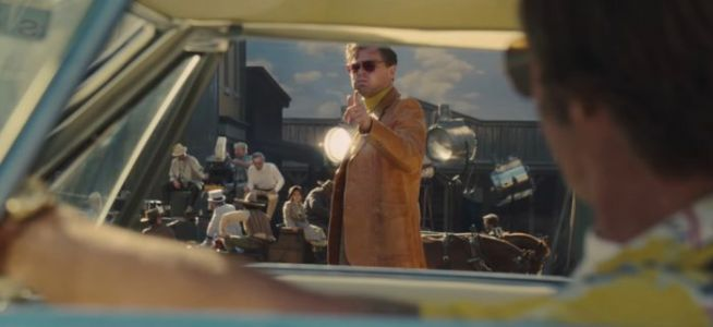 The 'Once Upon a Time in Hollywood' Story Unfolds Over Three Specific Days