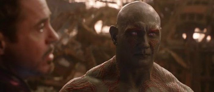 Dave Bautista Thinks Marvel Should Reboot Drax With a New Actor for His Own Solo Movie
