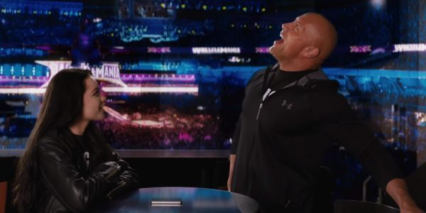 Dwayne Johnson Brings Back The Rock In Fighting With My Family Trailer