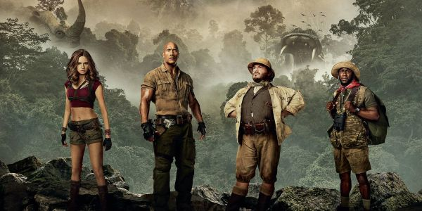 Jumanji: Welcome to the Jungle Sequel Begins Production