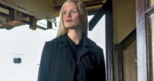 Jessica Chastain Is an Alien Shapeshifter in X-Men: Dark