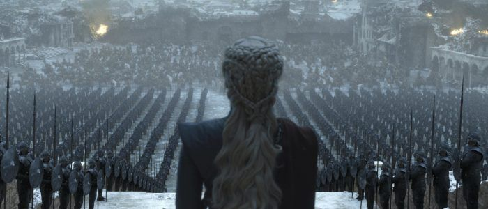 George R.R. Martin Comments on the 'Game of Thrones' Finale and Teases a Different Ending for the Books - But Not Really