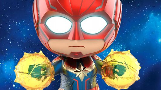 Hot Toys Gives A Glimpse of New Captain Marvel Bobbleheads
