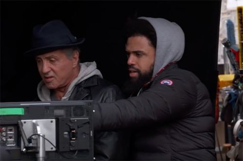 Creed II Featurette Focuses on New Director Steven Caple Jr