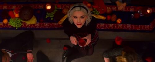 'Chilling Adventures of Sabrina: Part 2' Trailer: Being Wicked Never Felt So Good