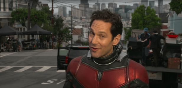 Videos of the Day: J.J. Abrams and Paul Rudd Dish out 'Star Wars,' 'Ant-Man' Details on HBO's 'Night of Too Many Stars'