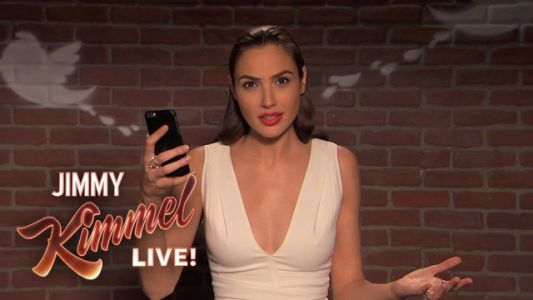 Gadot, Watson, Lawrence and More Read Mean Tweets