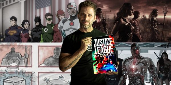 5 Ways Warner Bros Can Try To Appease Snyder Cut Fans