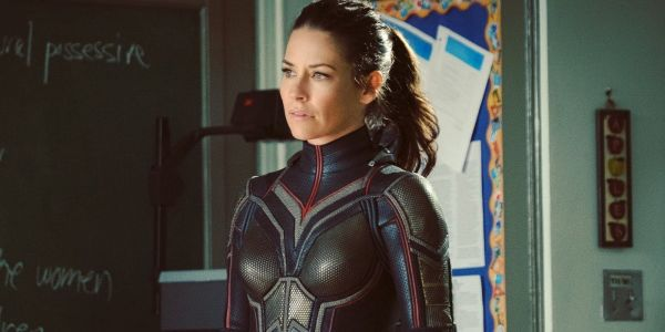 Evangeline Lilly Tried to Get Cast in Star Wars: The Force Awakens