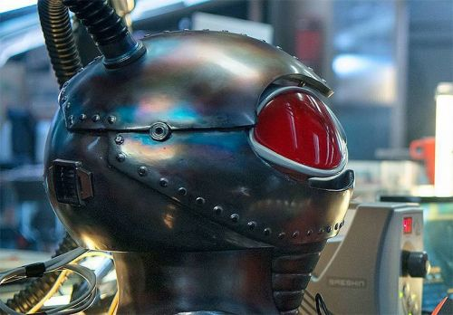 Black Manta Revealed in New Aquaman Photo