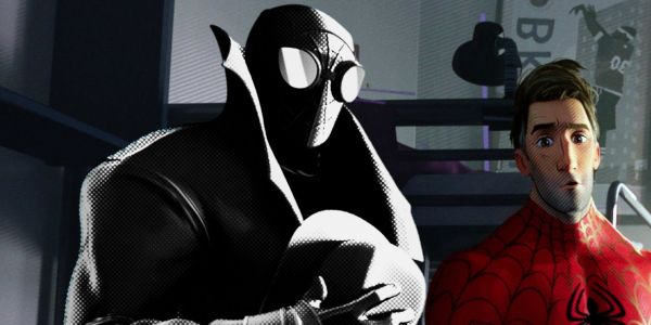 Spider-Verse's Black & White 'Spider-Man Noir' Is More Important Than He Looks