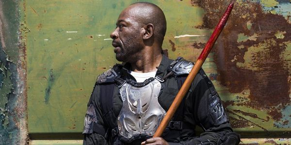 Lennie James: Walking Dead Season 8 Isn't A Satisfying End For Morgan's Story