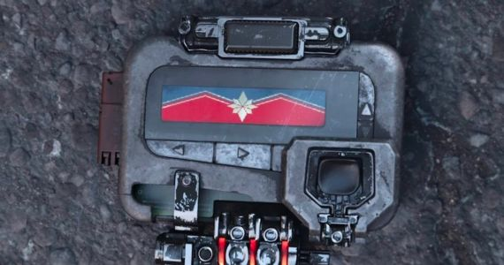 Does Nick Fury Quantum Pager Theory Explain Captain Marvel's Absence in the MCU?