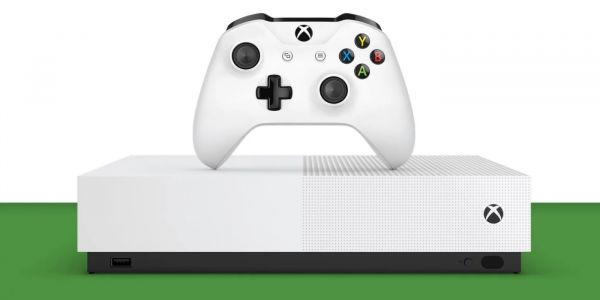 No One Should Buy The Xbox One S All-Digital Right Now