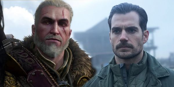 What Henry Cavill Would Look Like As Geralt In Netflix's The Witcher
