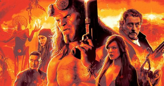 Hellboy Creator Says Netflix Reboot Series Rumor Is False