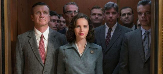 'On the Basis of Sex' Trailer: Felicity Jones is the Notorious RBG