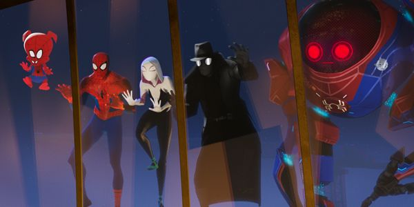 Into The Spider-Verse Considered Introducing Audiences To Australian Spider-Man