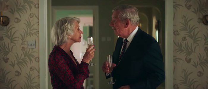 'The Good Liar' Review: Ian McKellen and Helen Mirren Bring Their A-Game to This Nasty Thriller