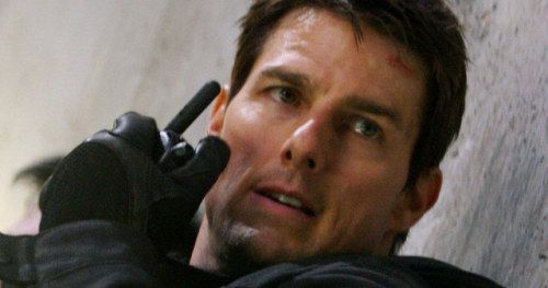 Tom Cruise Runs Over The Thames River In Exhilarating New Set Photos & Video From MISSION: IMPOSSIBLE 6
