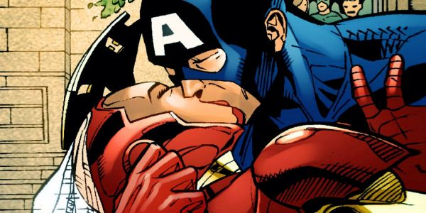 Captain America & Iron Man Are Married