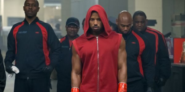 Watch: Michael B. Jordan Surprises Super Fan On Set Of Creed II