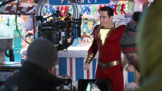 Zachary Levi Talks Turning Down, Then Taking the Role of Shazam!