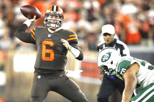 Browns Vs. Jets: Time, How To Watch And Stream 'Monday Night Football'