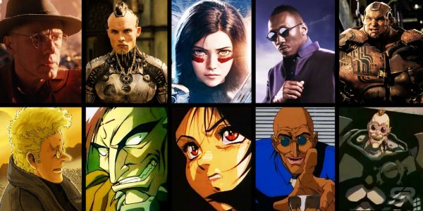 Alita: Battle Angel Movie Differences - Every Change From The Anime