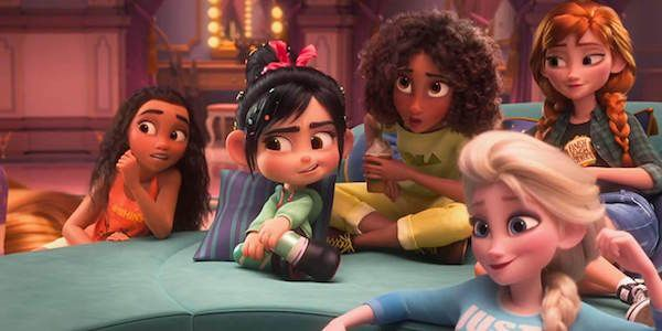 Wreck It Ralph Breaks The Internet Is Changing Tiana's Appearance After Backlash