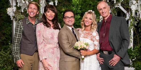 Big Bang Theory Season 10 Gives Leonard & Penny Their Second Wedding