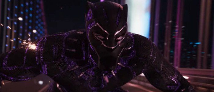 BLACK PANTHER And Shuri Chase Down Some Bad Guys In This Action-Packed First Clip From Marvel's Latest