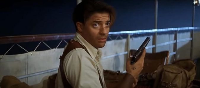 'The Mummy' Honest Trailer: The One Where Brendan Fraser Shoots at Everything