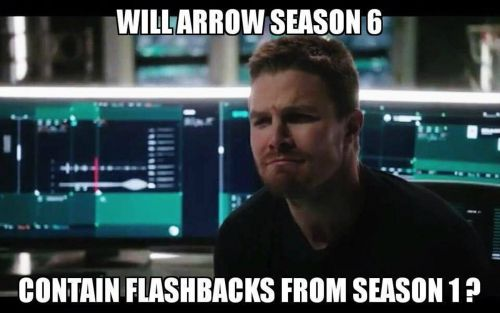 Arrow: 10 Hilarious Memes That Will Crack Fans Up | ScreenRant