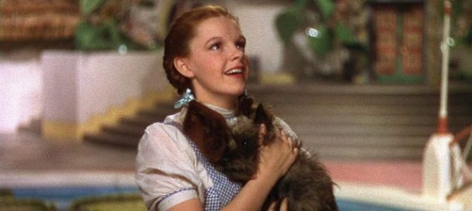 'The Wizard of Oz' Animated Film Will Retell the Story From Toto's Perspective