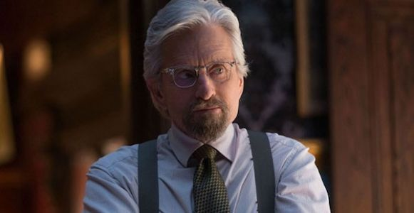 How Michael Douglas Felt About Making Hank Pym More Of A Jerk In Ant-Man And The Wasp