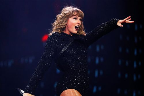 Taylor Swift's Reputation Tour Is Coming To Netflix