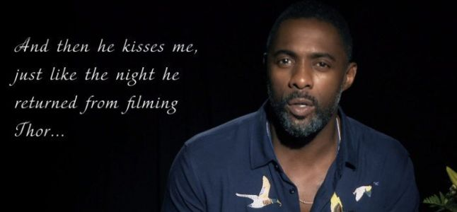 The Morning Watch: Idris Elba Reads Fan Fiction, Jim Carrey Talks Comedy and Existence & More