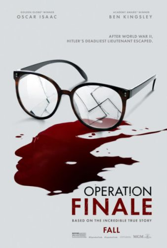 Operation Finale Movie starring Oscar Isaac and Ben Kingsley