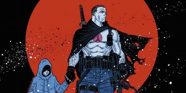 Vin Diesel Shares First Glimpse At His Bloodshot Character