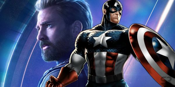 Chris Evans Reveals His Favorite MCU Captain America Costume