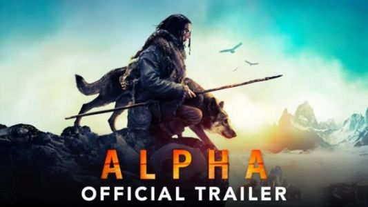 'Alpha,' First Release From Studio 8, Gets New Official Trailer, One-Sheet From Sony