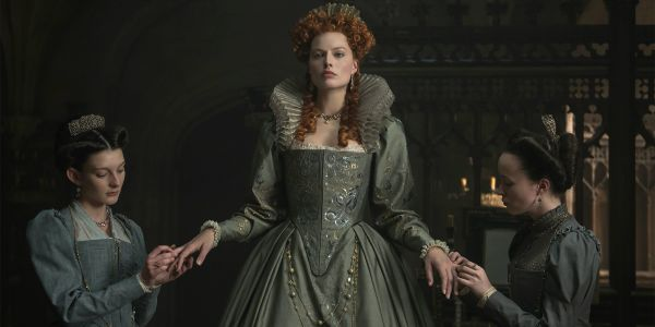 Mary Queen of Scots International Trailer: Ronan & Robbie Go to War