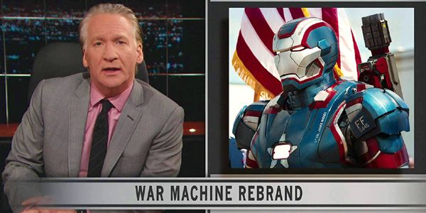 Bill Maher Faces Backlash For Attacking Comic Book Culture After Stan Lee's Death