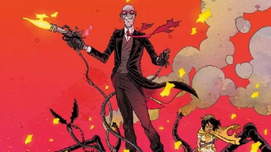 Legendary Entertainments Plans a Black Hammer TV Series