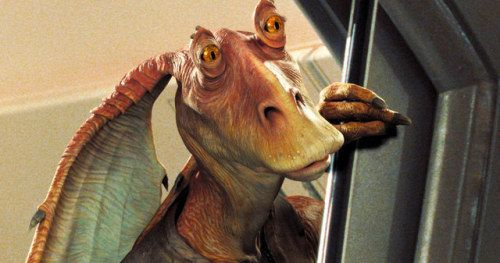 Jar Jar Binks Is Still George Lucas' Favorite Star Wars