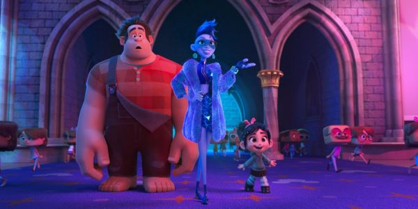 Ralph Breaks the Internet's New Character Is 'BuzzFeed Meets YouTube'