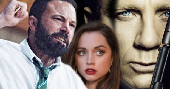 James Bond Rumor Claims Ben Affleck Is Banned from No Time to Die Premiere