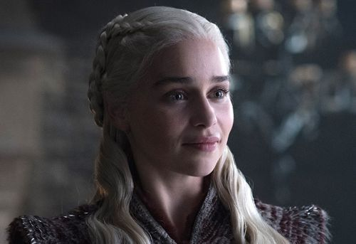 'Game of Thrones' Fans Who Started Season 8 'Rewrite' Petition Raised $25K For Emilia Clarke's Charity